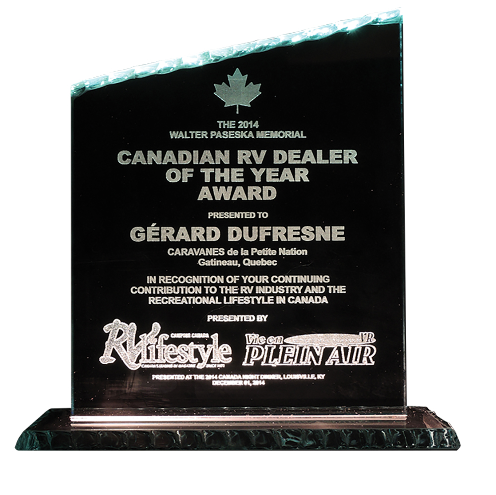 Canadian RV Dealer of the Year Nominees - RV Dealer News