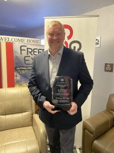 Al Robinson, RV Dealer of the Year