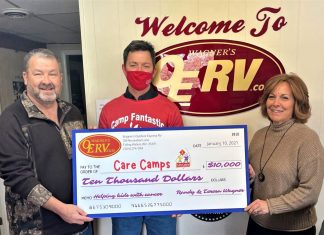 Care Camps Wagner's RV