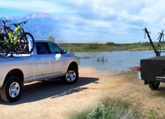 Let's Go Aero bike mount for trucks